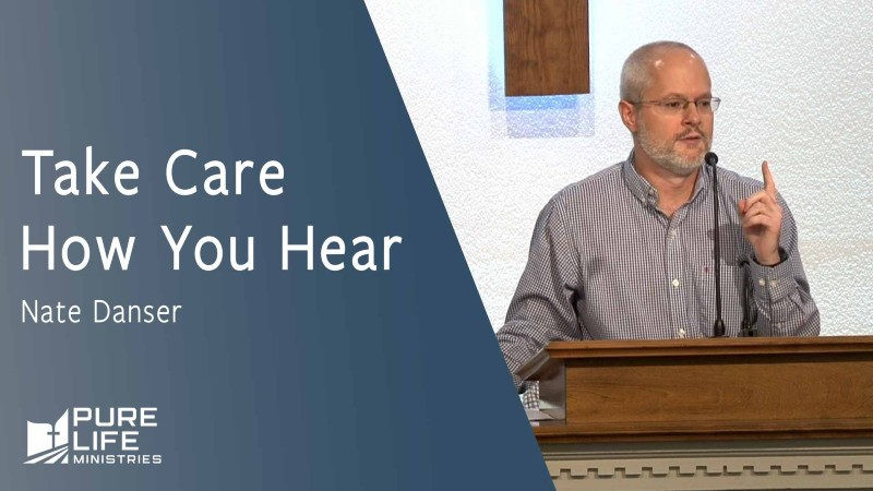 Take Care How You Hear by Nate Danser on 09/22/2021