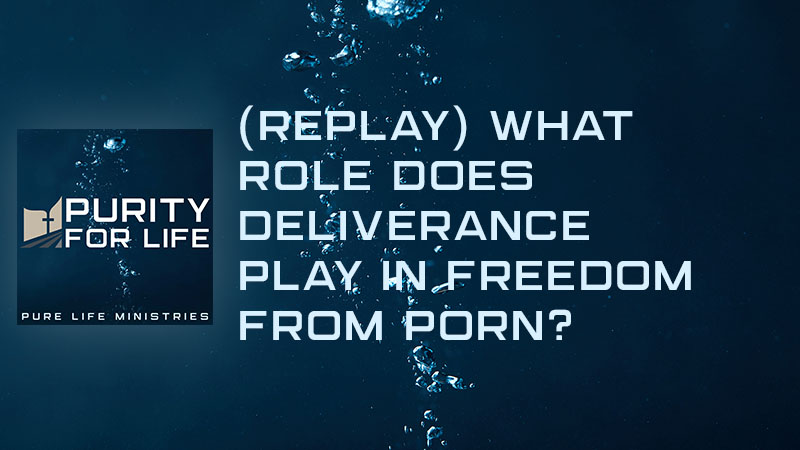 #356 (REPLAY): What Role Does Deliverance Play in Freedom from Porn?
