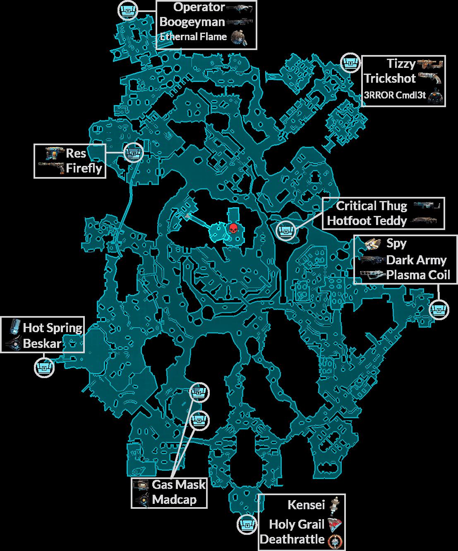 Stormblind Complex