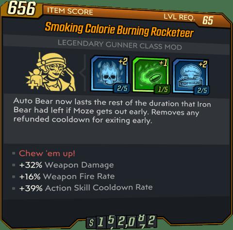Rocketeer (Moze-BL3)