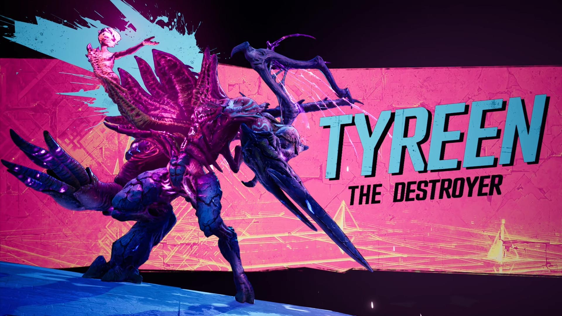 Tyreen the Destroyer