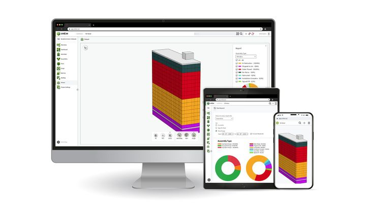 cmExe - a next-generation production tracking, collaboration & reporting system that integrates your supply chain, fabrication, logistics & installation in a single web-based platform.