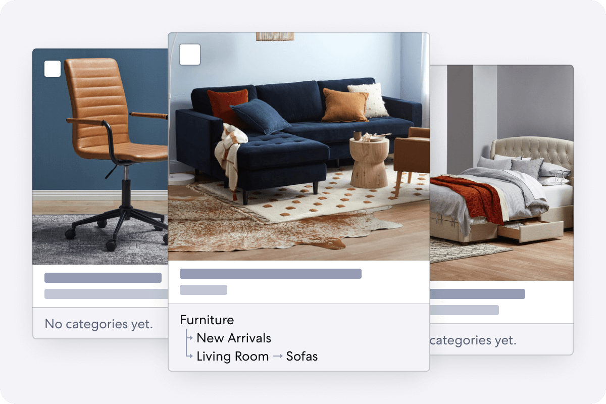 Graphic of Product Inbox for Homeware Stores