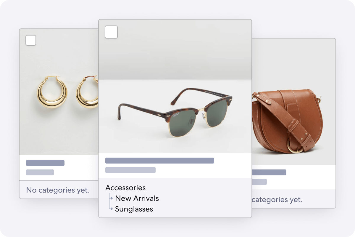 Graphic of Product Inbox for Accessory Stores