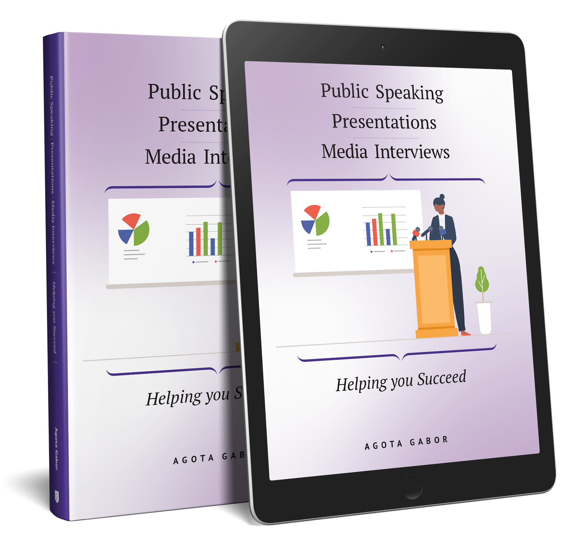 Gabor's successful Public Speaking, Presentation and Media Interview workshops have helped hundreds of executives and politicians improve their communications skills. This book can help you too.