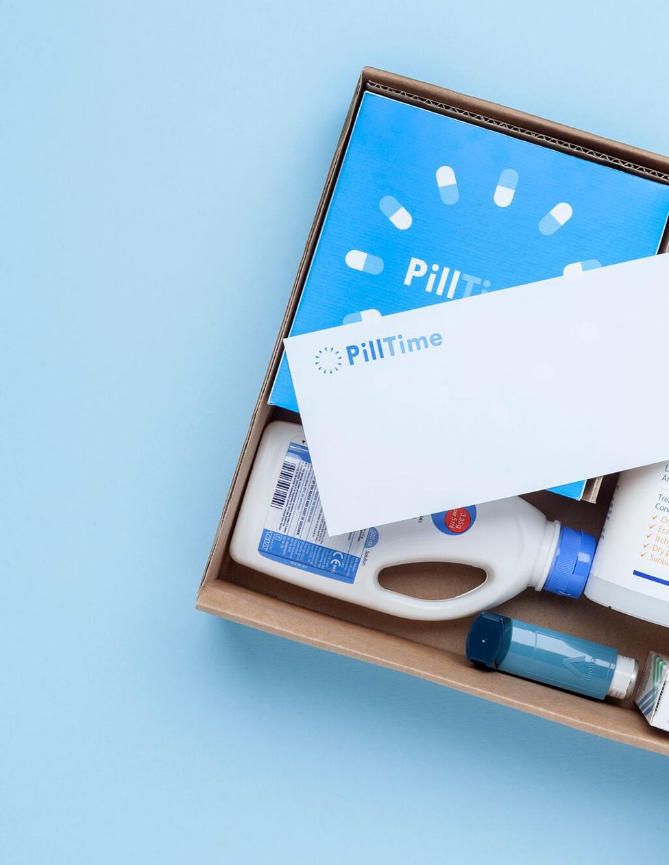 PillTime Marketing