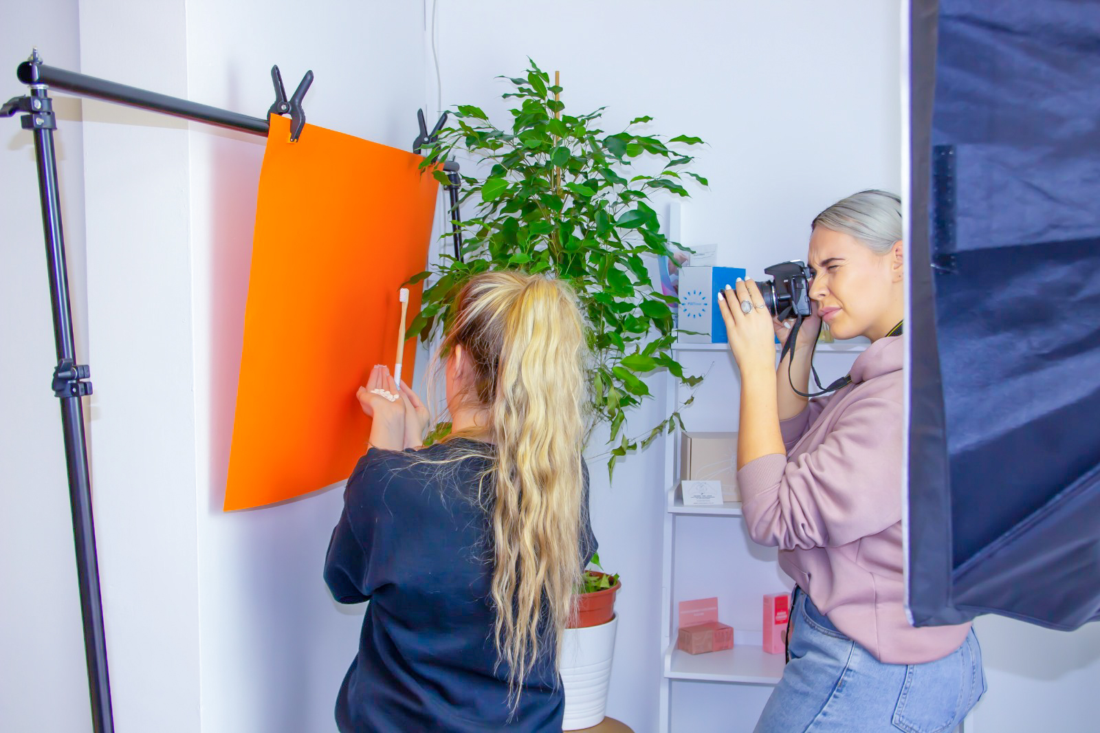 Adventure Digital Marketing Agency Offices Being Used For Photography