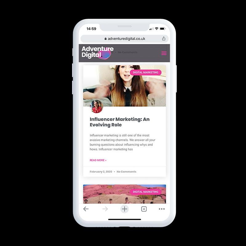 Adventure Digital Marketing Agency Blog