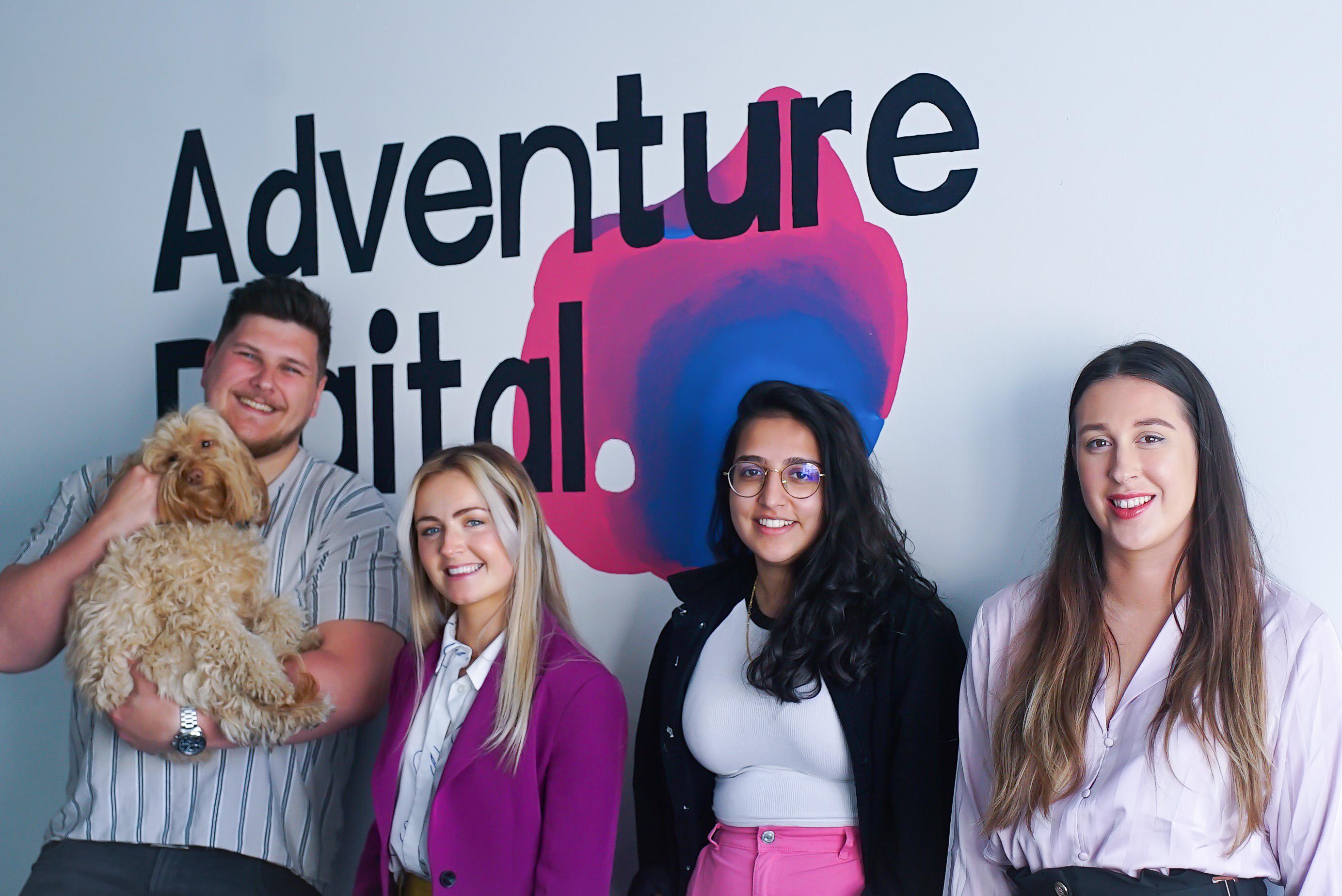 Adventure Digital Marketing Agency Team