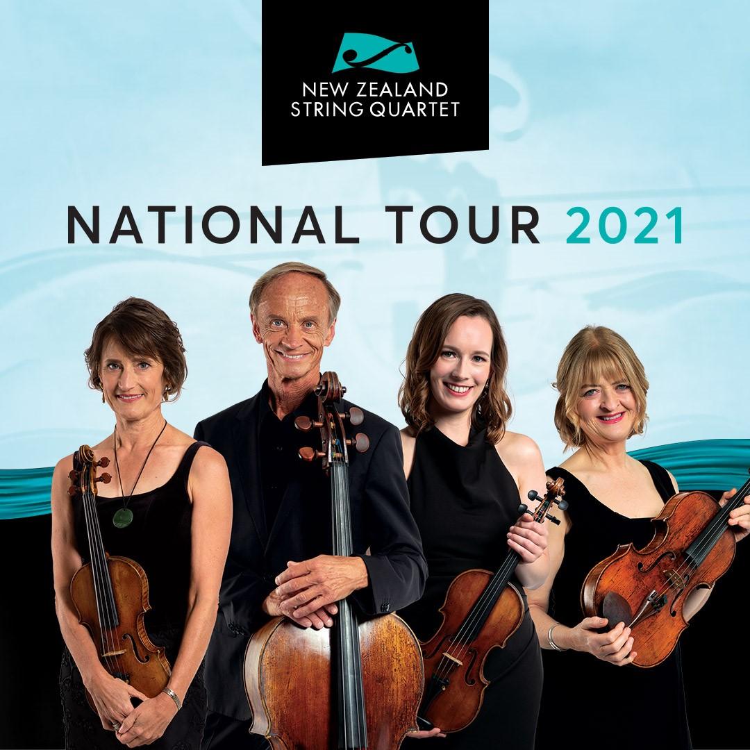 NZ String quartet members
