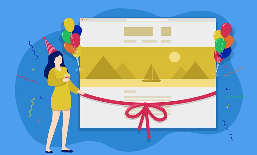 Website Launch Website Design Processes