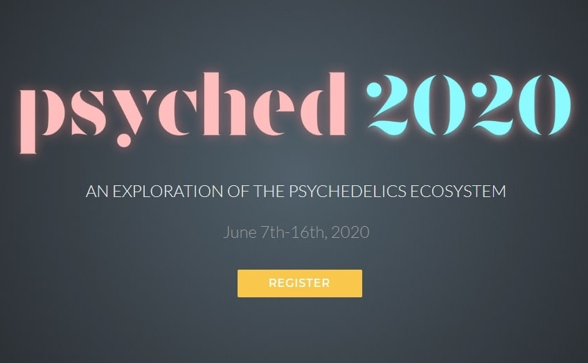 Psyched 2020 event logo