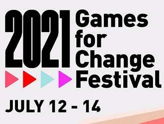 2021 Games for Change Festival July 12-14