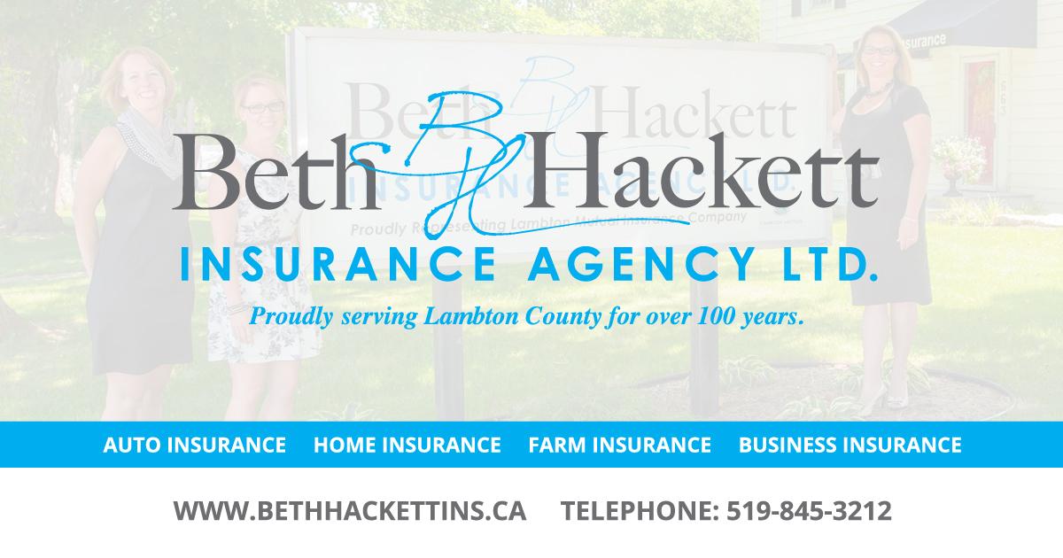 Beth Hackett Insurance Agency Ltd.