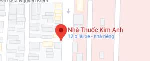 Địa chỉ nhà thuốc Ánh Kim