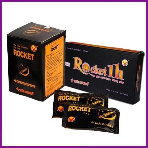 Rocket 1h có bán ở tiệm thuốc tây không