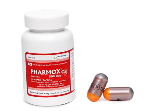 Thuốc Pharmox SA 500mg Mua ở đâu, Giá bao nhiêu tiền