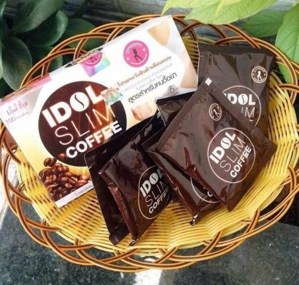 Cà phê giảm cân Idol Slim Coffee 3 In 1 Thái Lan