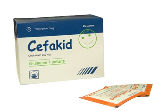 Thuốc Cefakid 250mg: Liều dùng, lưu ý, hướng dẫn, tác dụng phụ