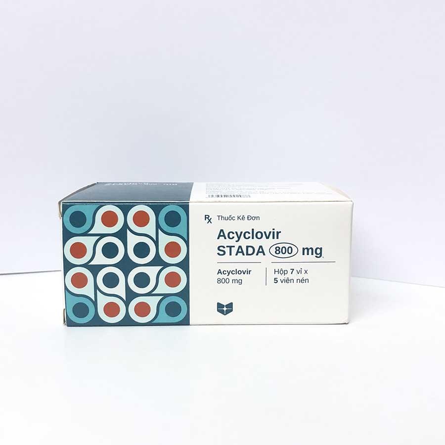 Thuốc Acyclovir: 7 điều bạn nên biết