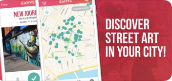 CANVS App - Discover