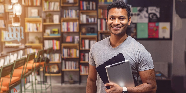 Publishing house embraces change with a powerful IT backbone