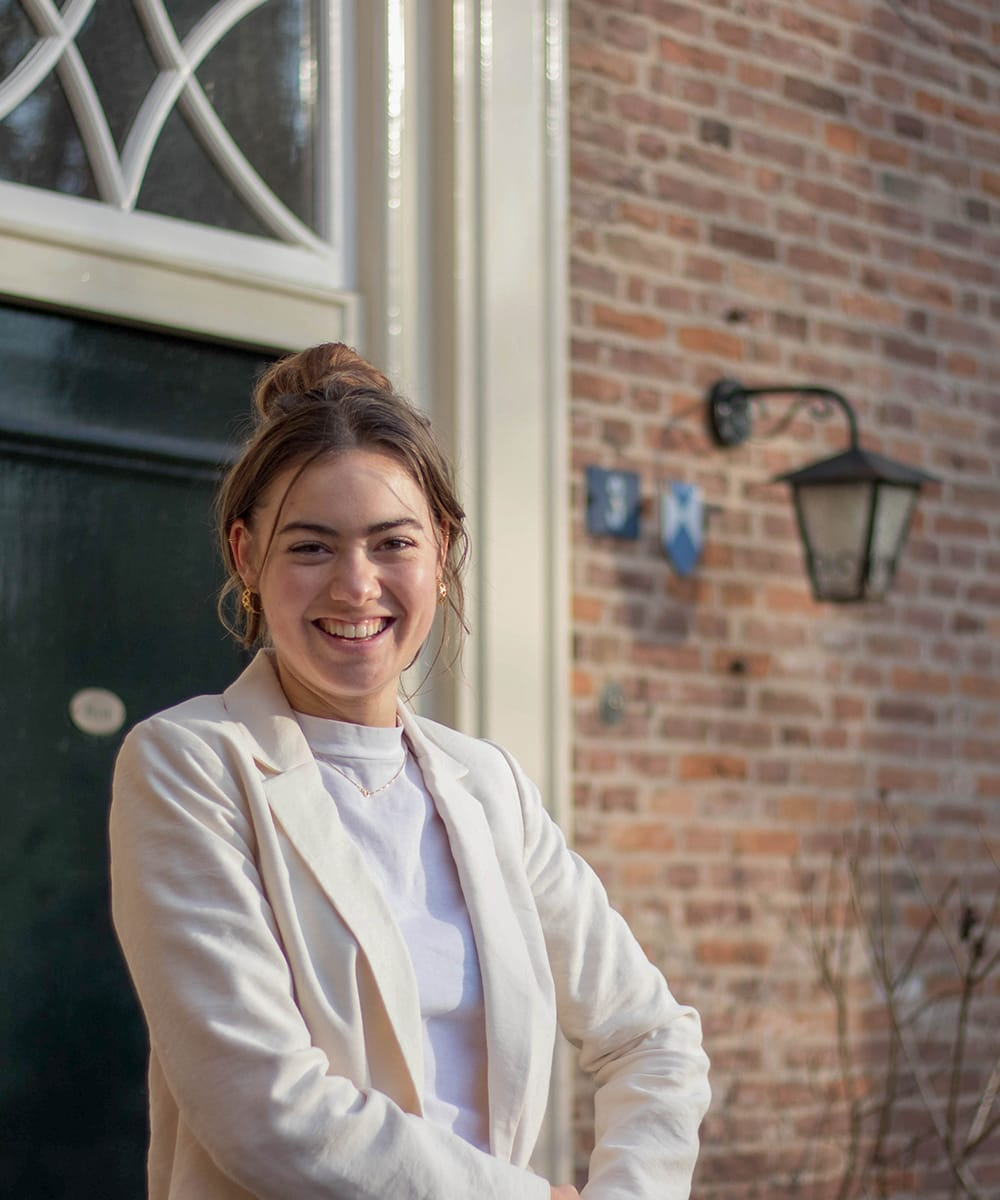 Health Coach en Diëtist Rosa van den Groenendaal