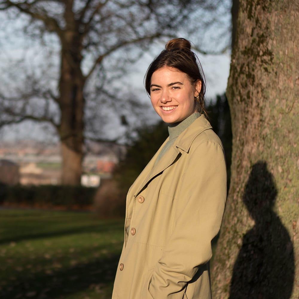 Rosa van den Groenendaal van Greens Health Coaching