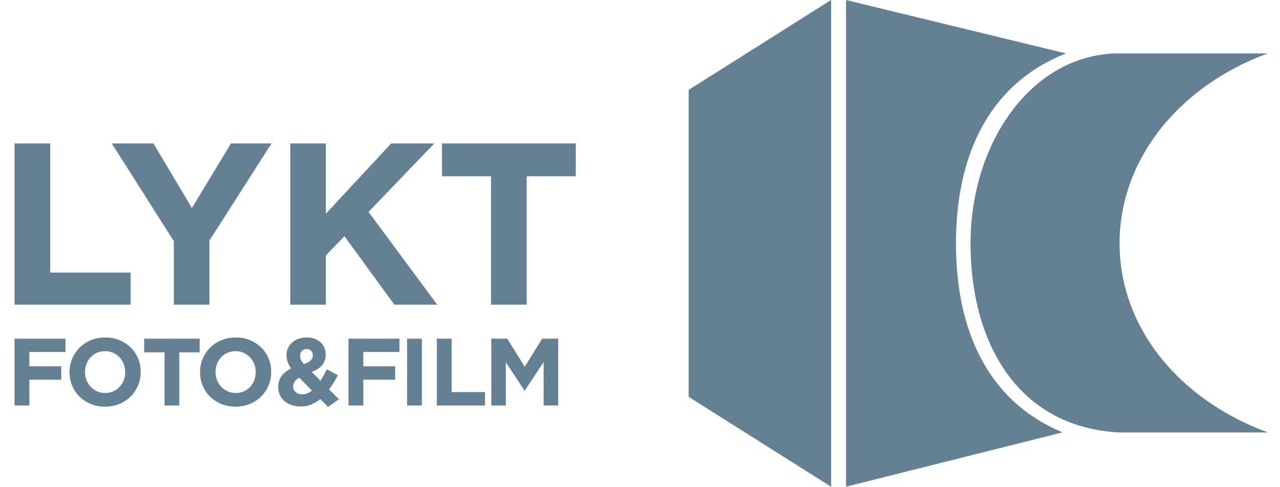 Logo for Lykt Foto og Film