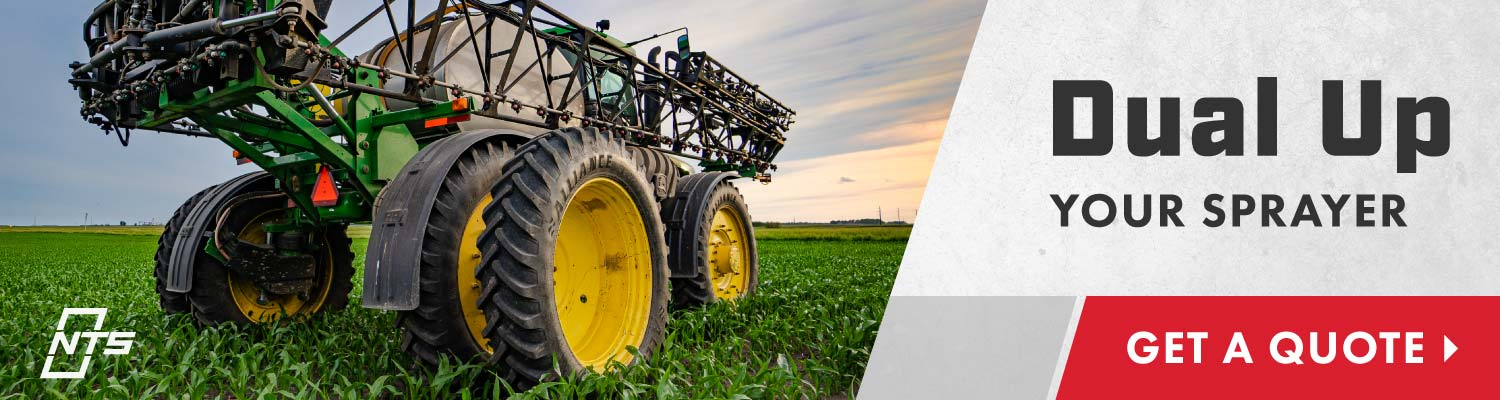 Get a quote on sprayer duals