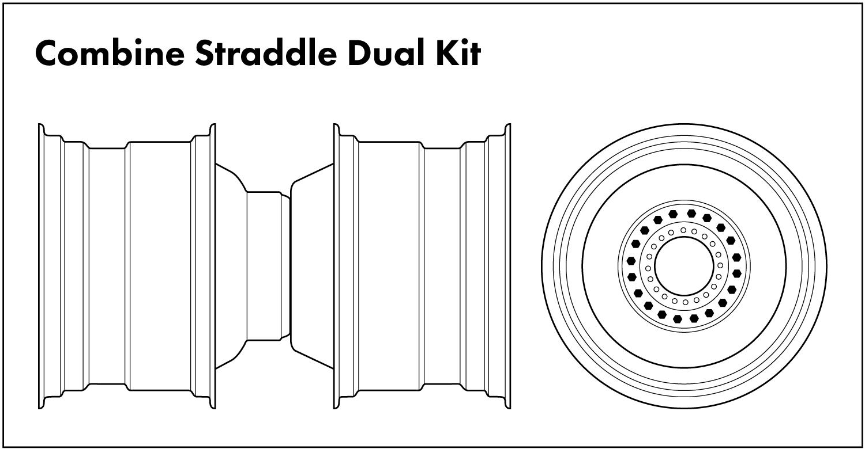 Combine Straddle Duals Diagram