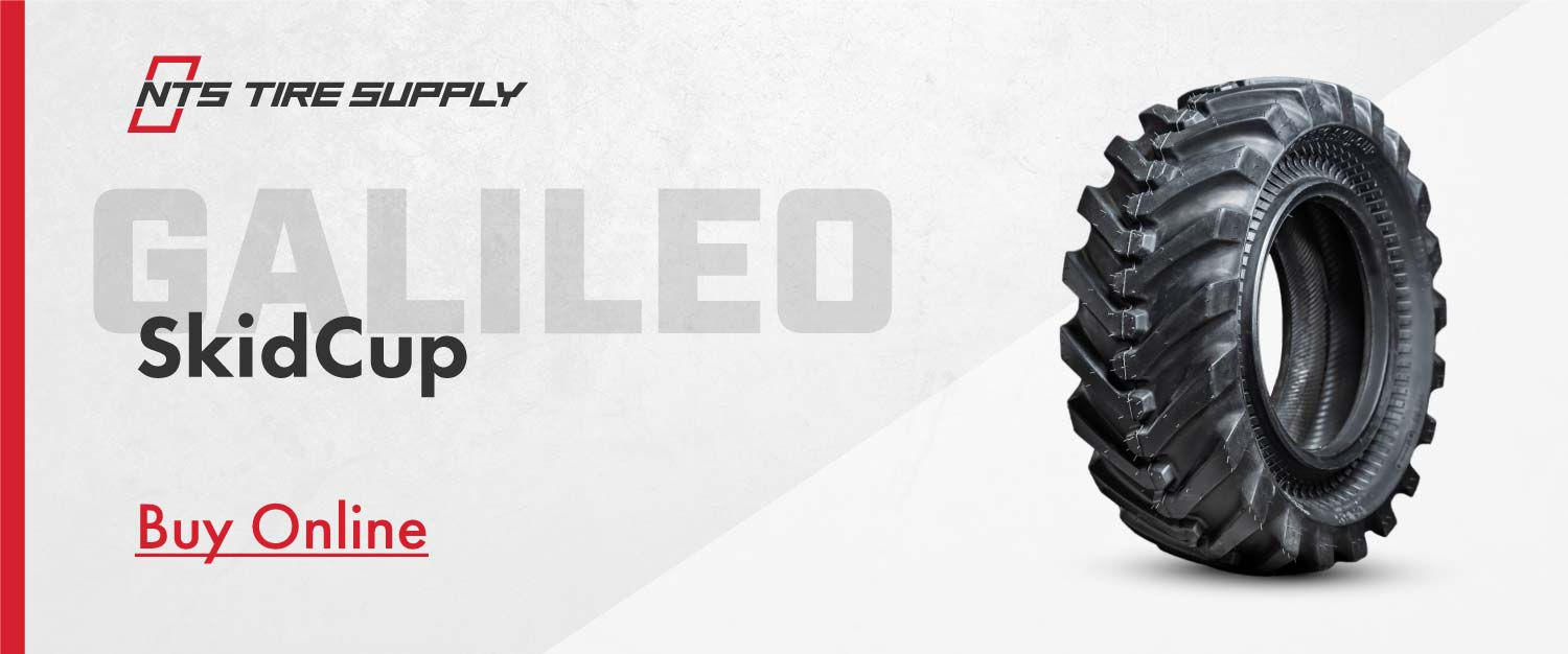 Buy the Galileo SkidCup tire online at NTS Tire Supply.