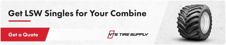 Shop Goodyear LSW Combine Tires