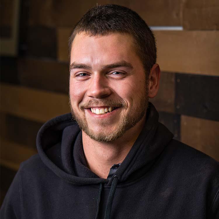 Austin Hamre - Service Technician at NTS Tire Supply