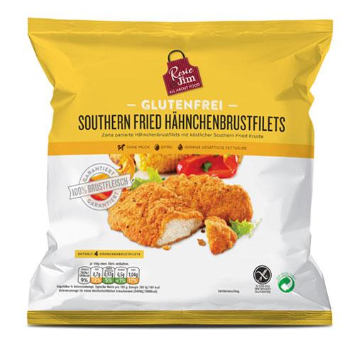 Southern Fried Hähnchenbrustfilets