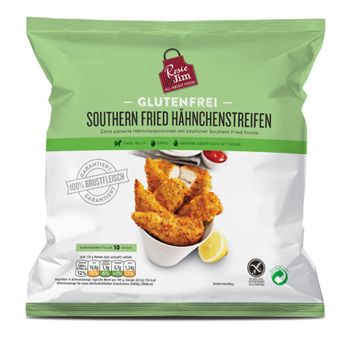 Southern Fried Hahnchenstreifen
