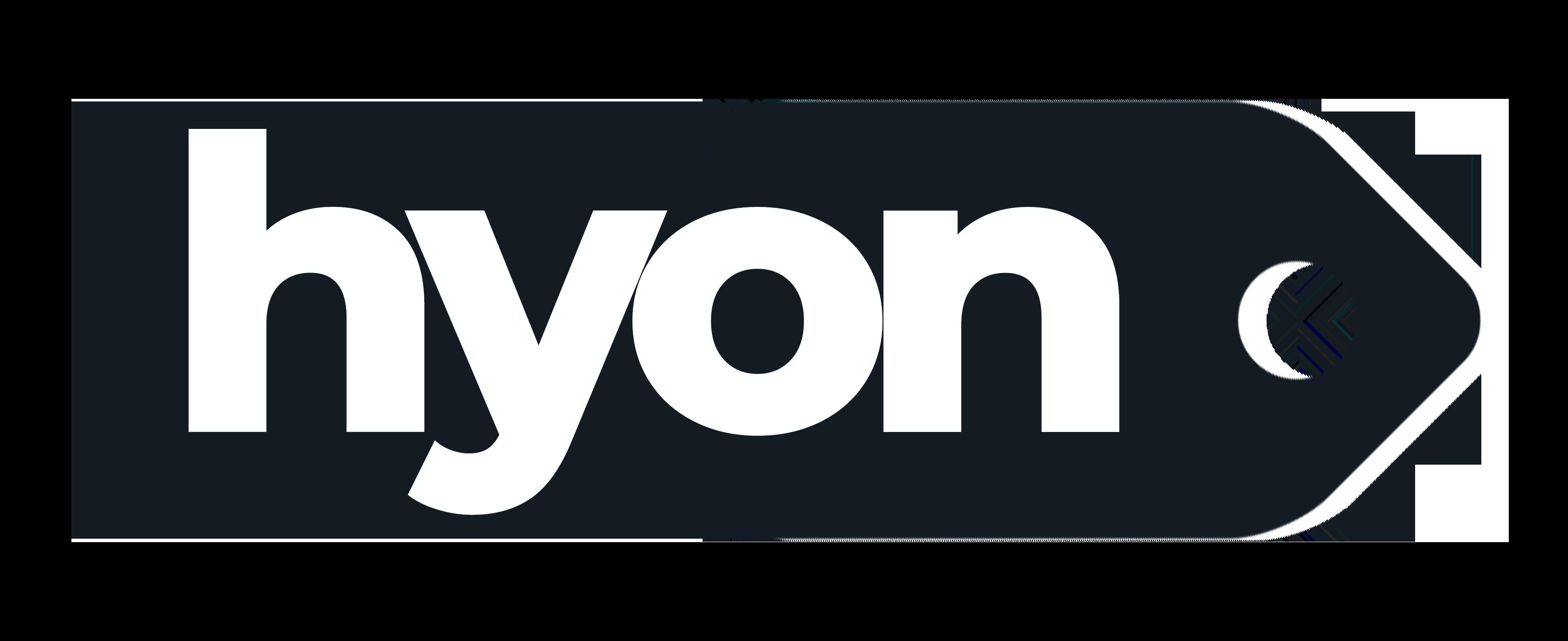 Hyon logo.