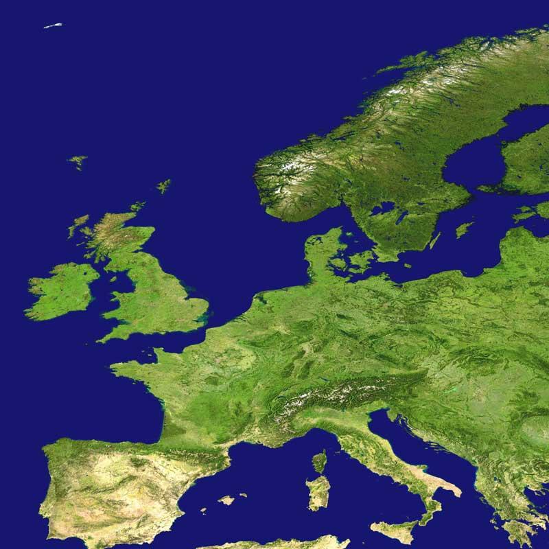 european courier services