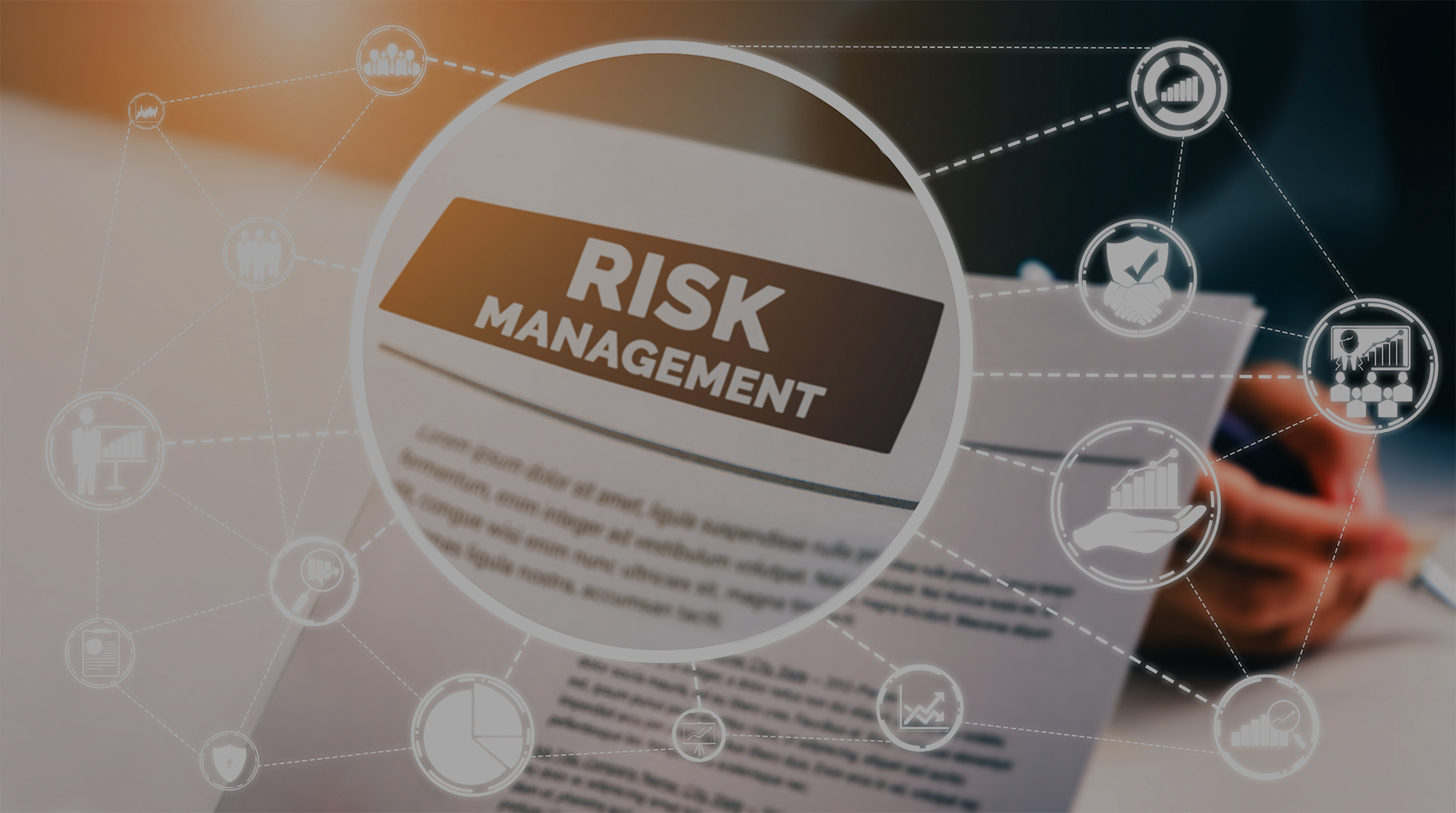 An image representing Valiant's Risk Management Framework services
