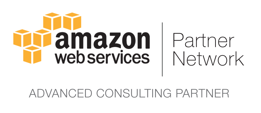 Amazon Web Services Advanced Consulting Partner badge