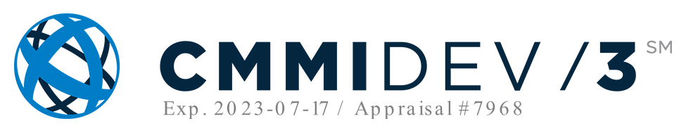 Valiant's CMMI DEV 3 badge