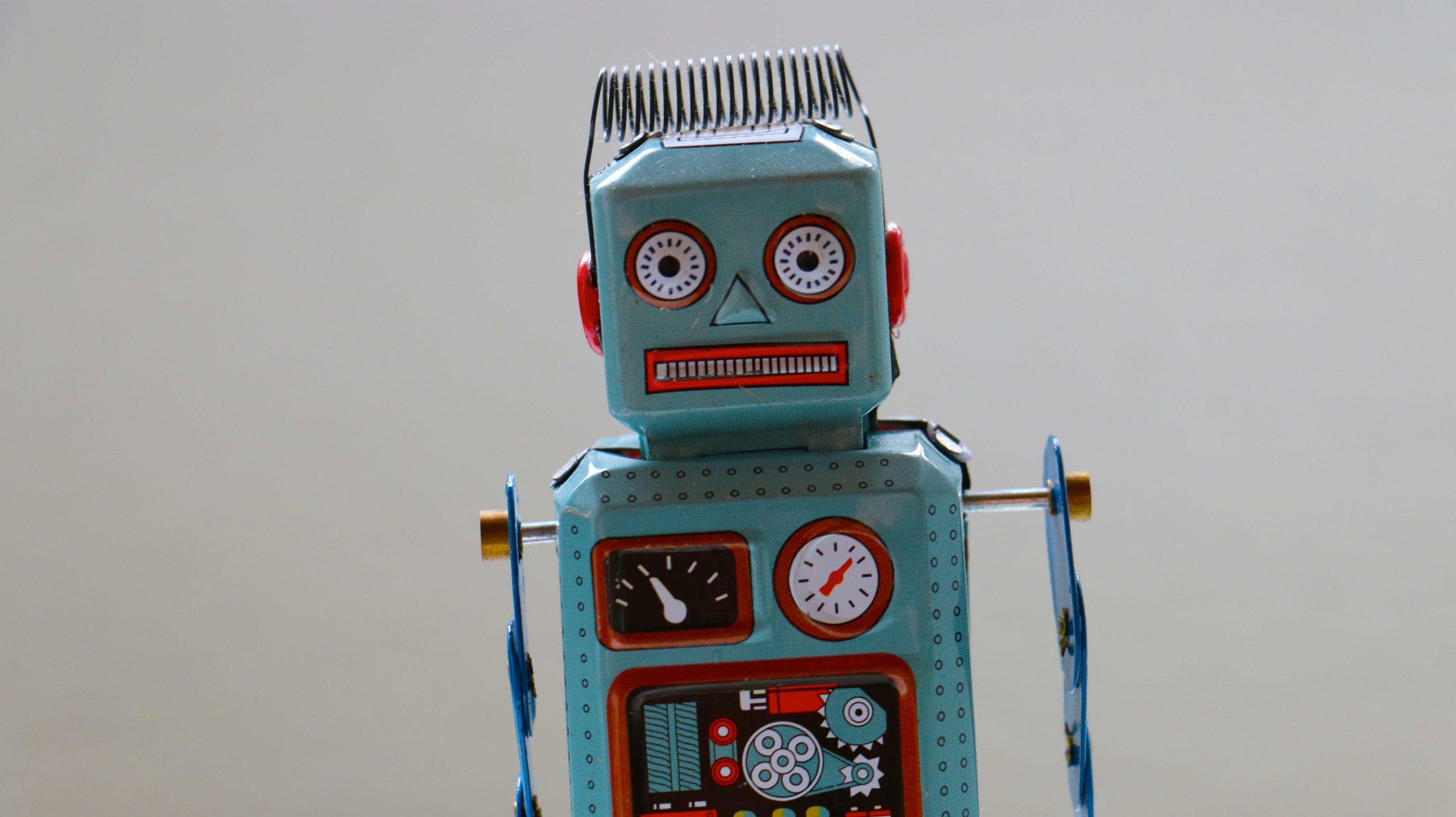 Chatbot in a small company