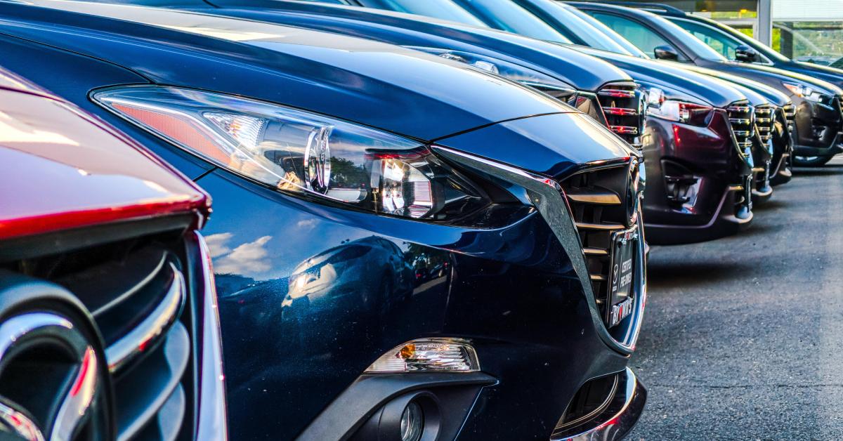Effective online car selling