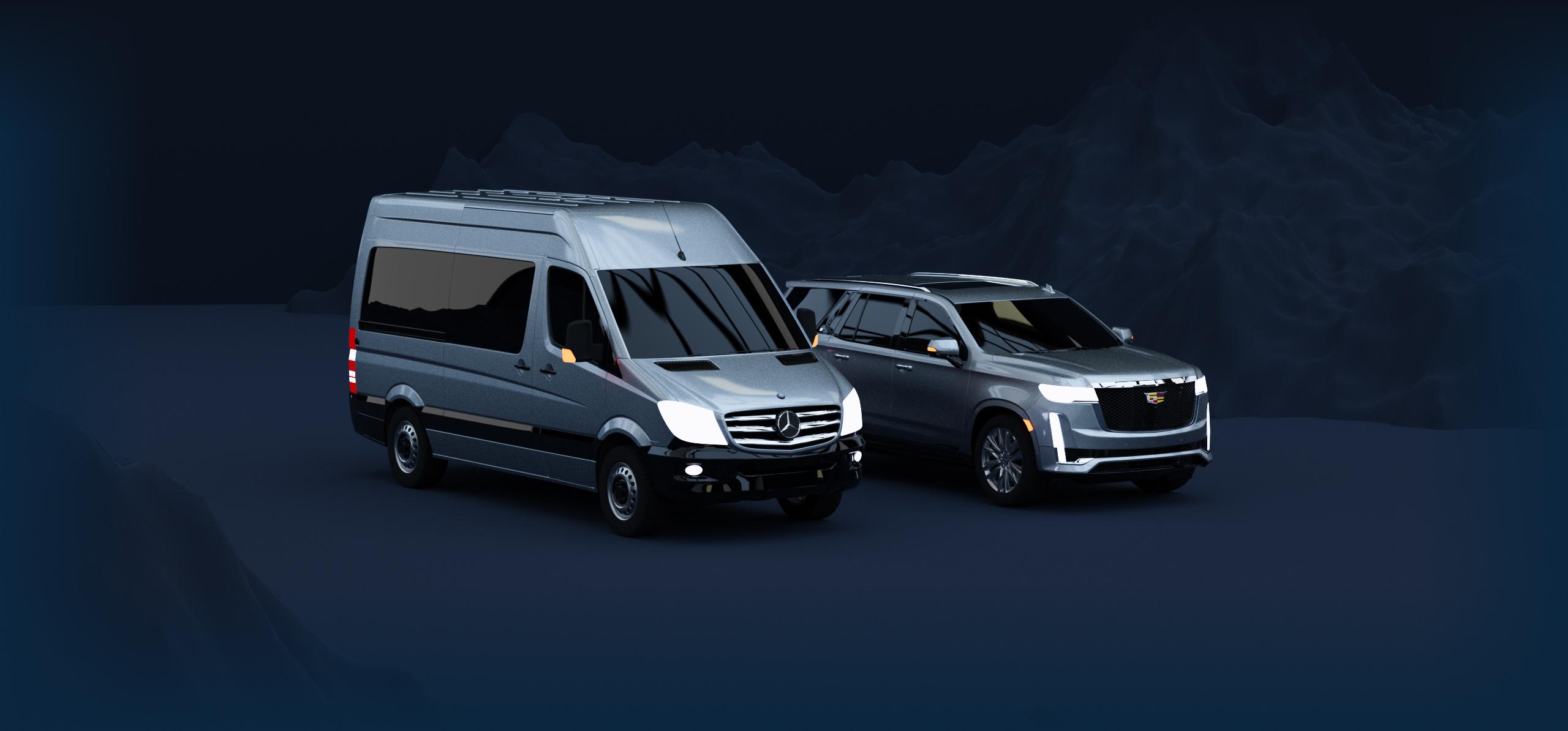 private transportation fleet
