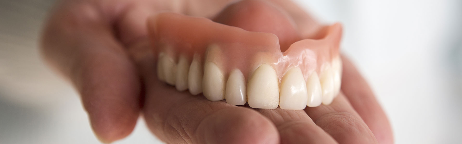 Example of a denture