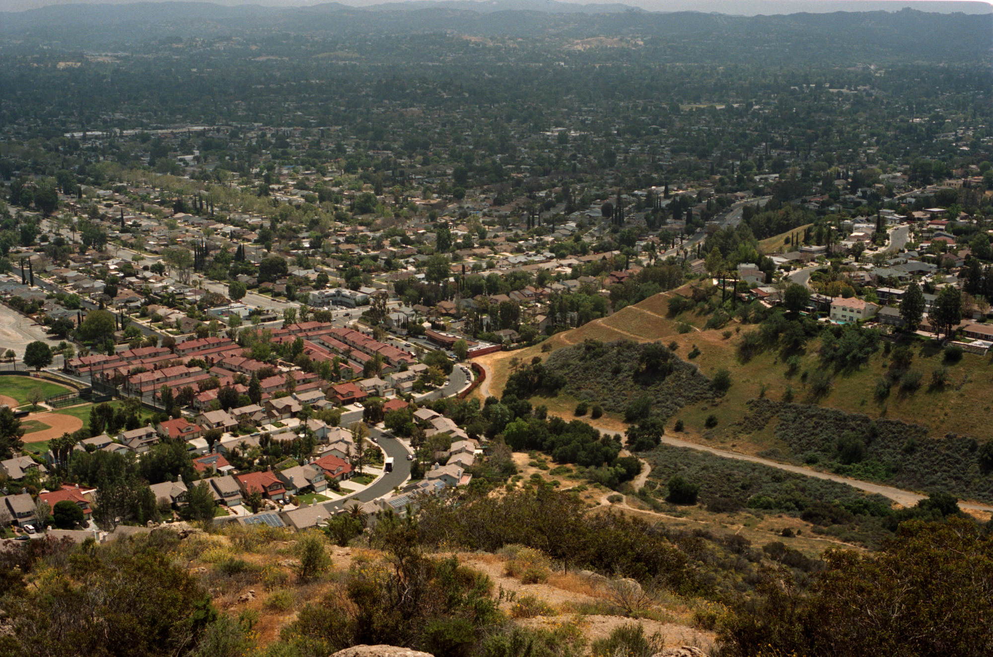 West Hills, Los Angeles, OMG Your English, Photography By Ioannis Koussertari