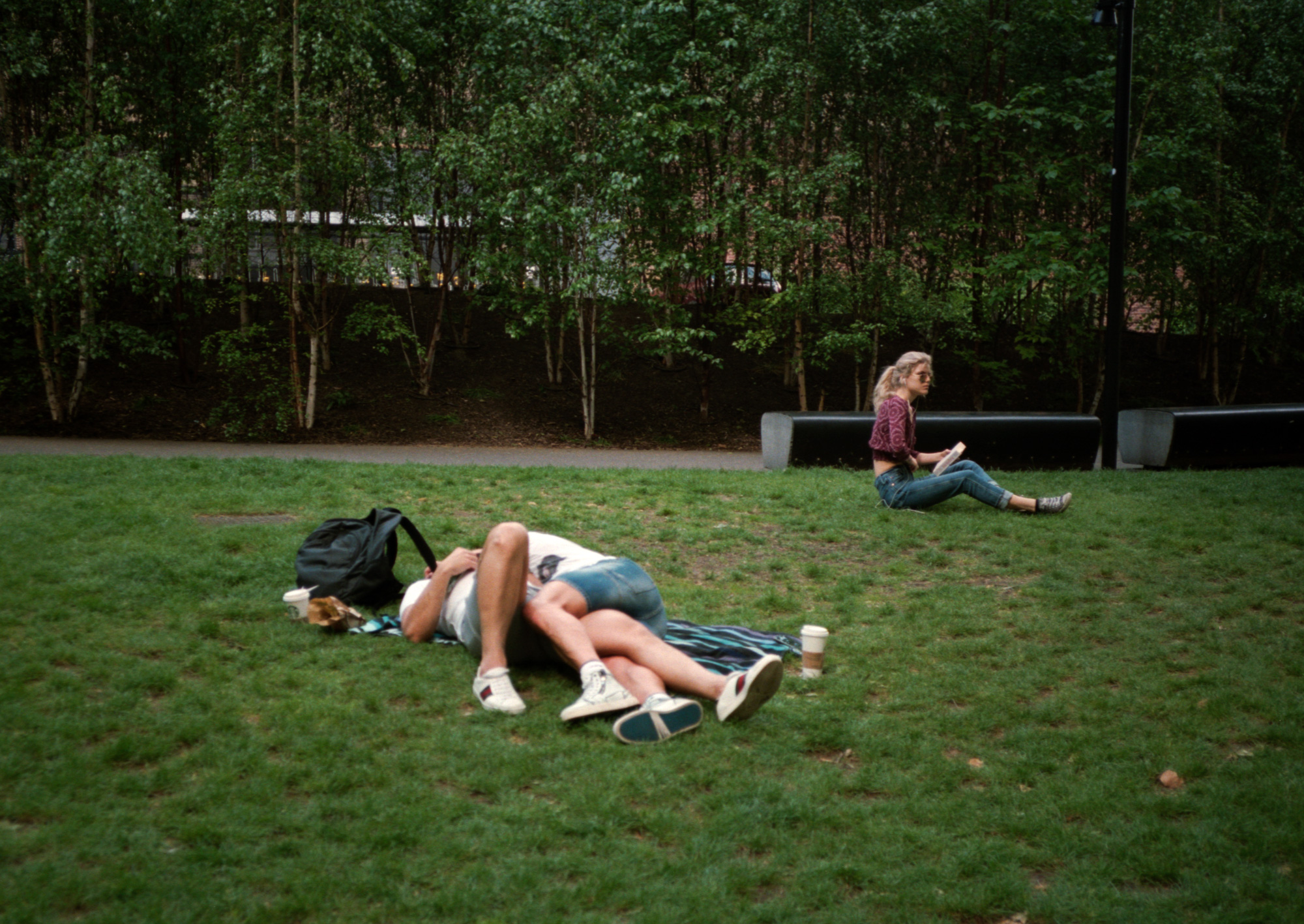 Single Couple, Gay Love, London, Observations Series, Photography By Ioannis Koussertari