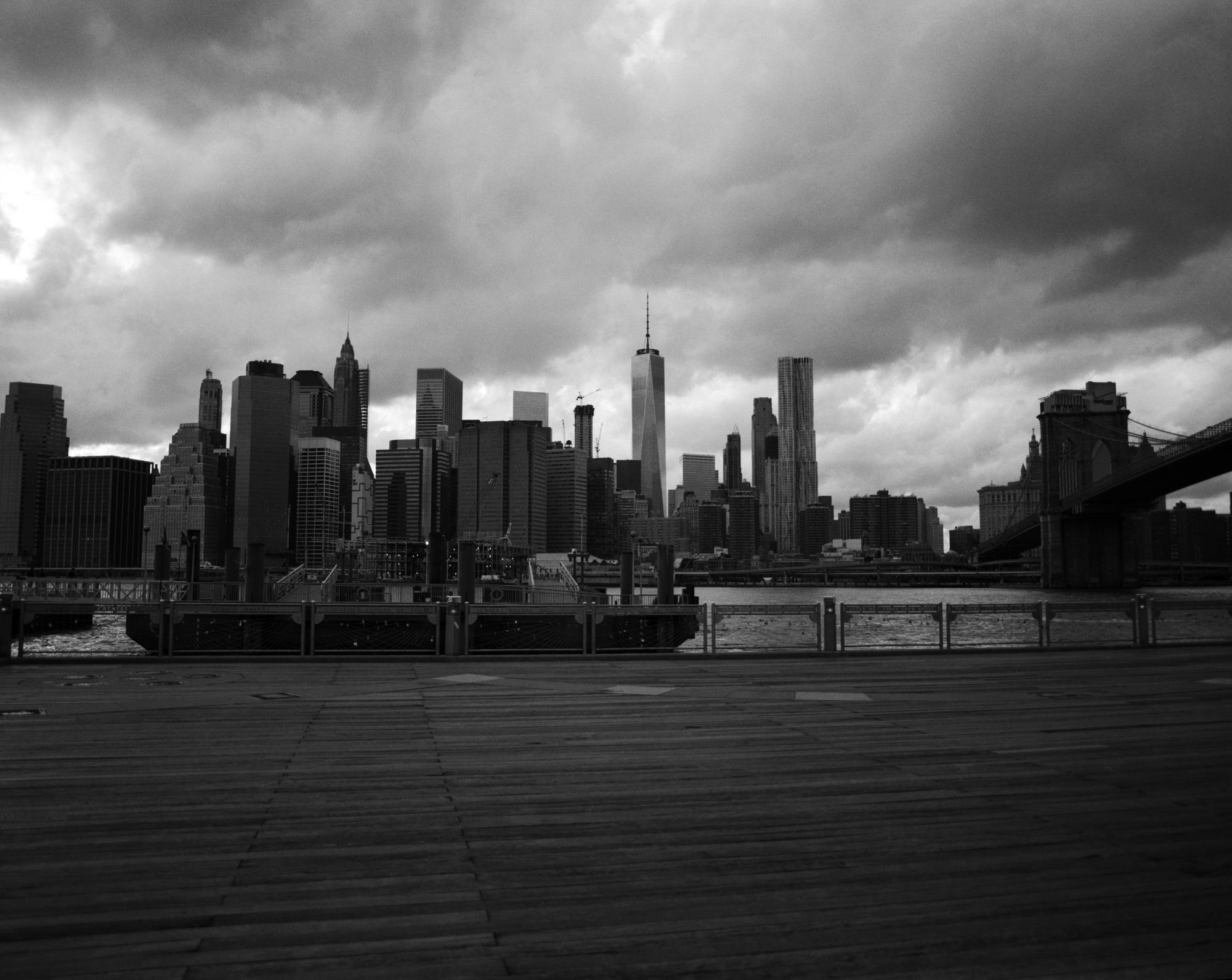 Manhattan, Omg Your English, Photography By Ioannis Koussertari