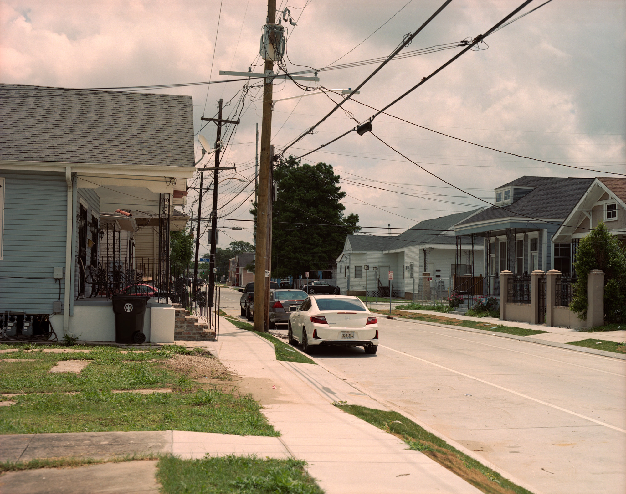Arts Street, New Orleans, Omg Your English, Photography by Ioannis Koussertari