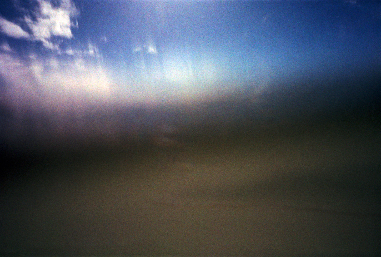 Coastal Seas, Taken while swimming in the sea, Photography On Kodak Film By Ioannis Koussertari